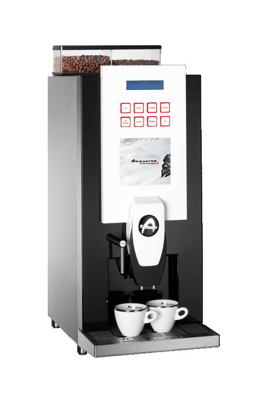 self coffee machine